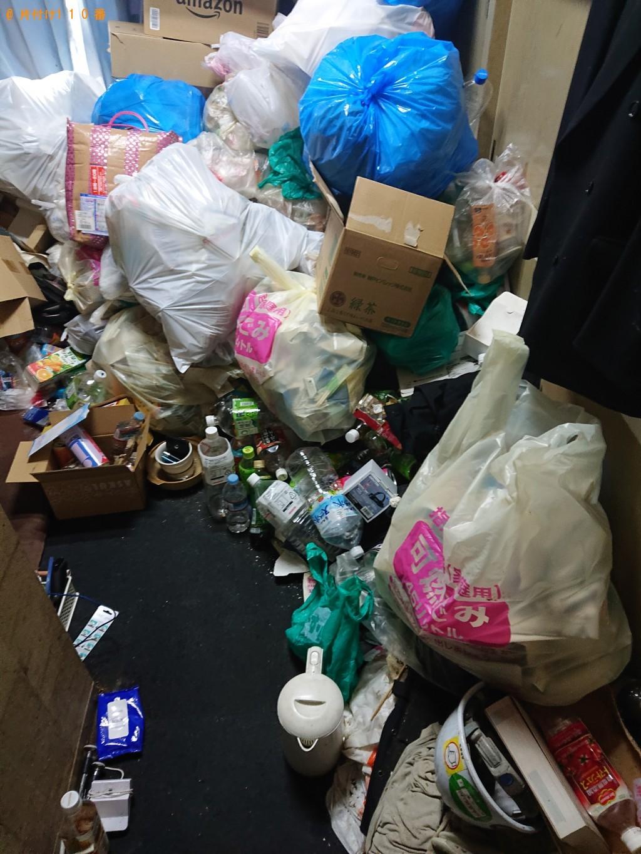 【舞鶴市】分別なしの家庭ゴミノの回収・処分ご依頼