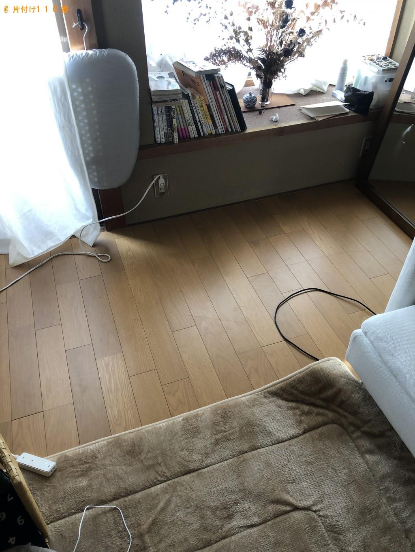 【京都市】掃除機、空気清浄器、ソファー等の回収・処分ご依頼