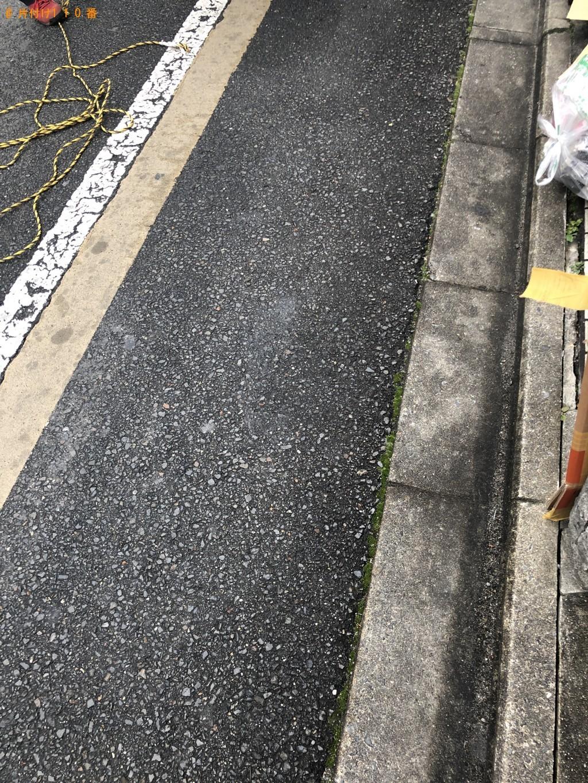 【京都市北区】洗濯機の回収・処分ご依頼
