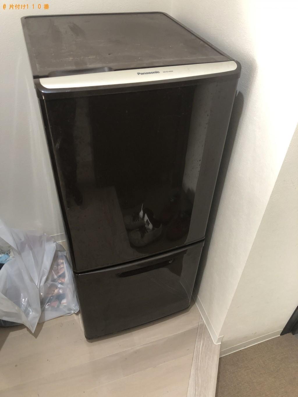 【京都市中京区】冷蔵庫、洗濯機、布団等の回収・処分ご依頼