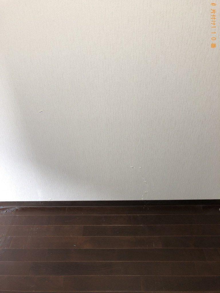 【京都市下京区】本棚、収納棚、ハンガーラックの回収・処分ご依頼
