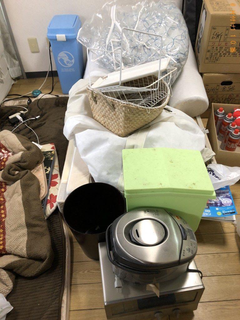 【京都市中京区】本棚、整理タンス、ソファー等の回収・処分ご依頼