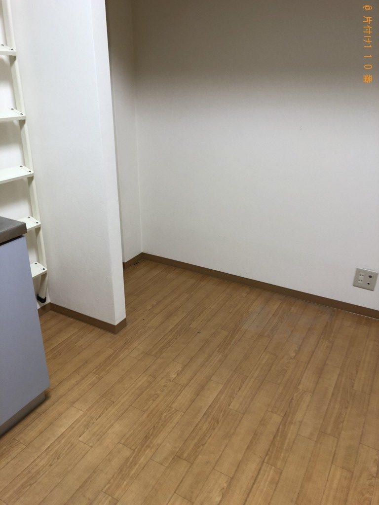 【京都市上京区】冷蔵庫、洗濯機の回収・処分ご依頼