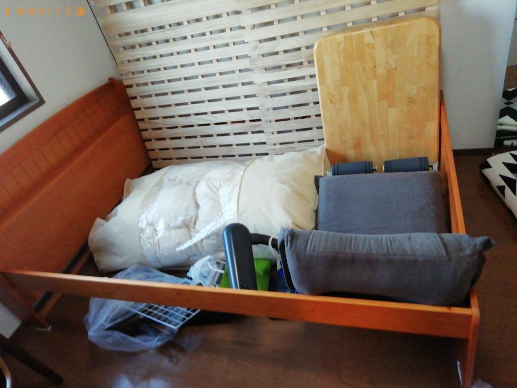 【小海町】自転車、布団、座椅子等の回収・処分ご依頼