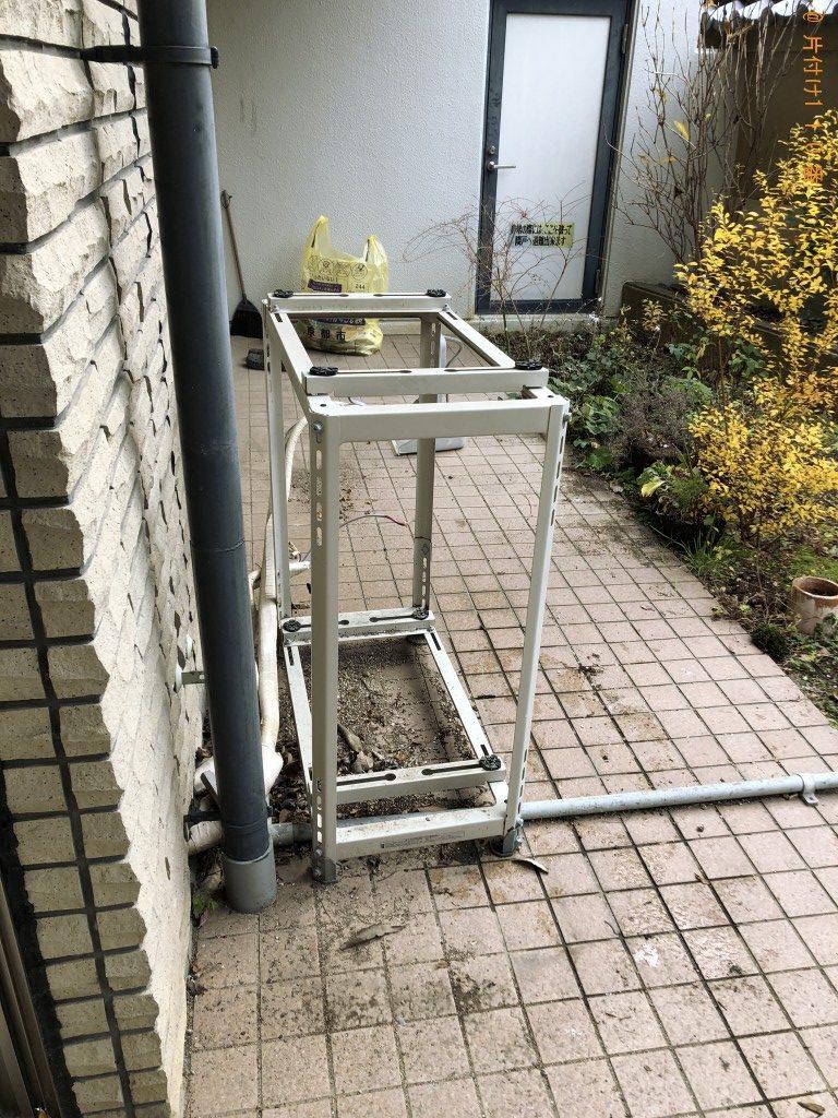 【京都市北区】こたつ、本棚、FAX付き電話機等の回収・処分ご依頼