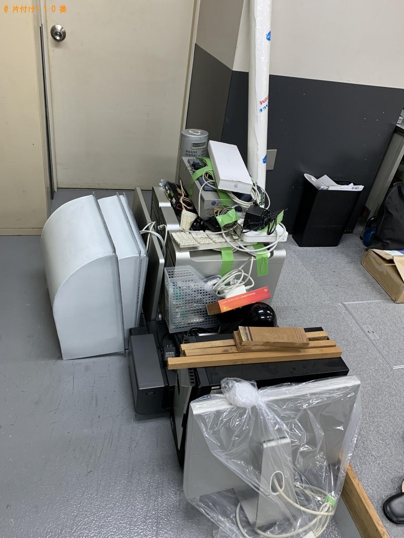 【東久留米市】パソコン、プリンタ、モニターの回収・処分