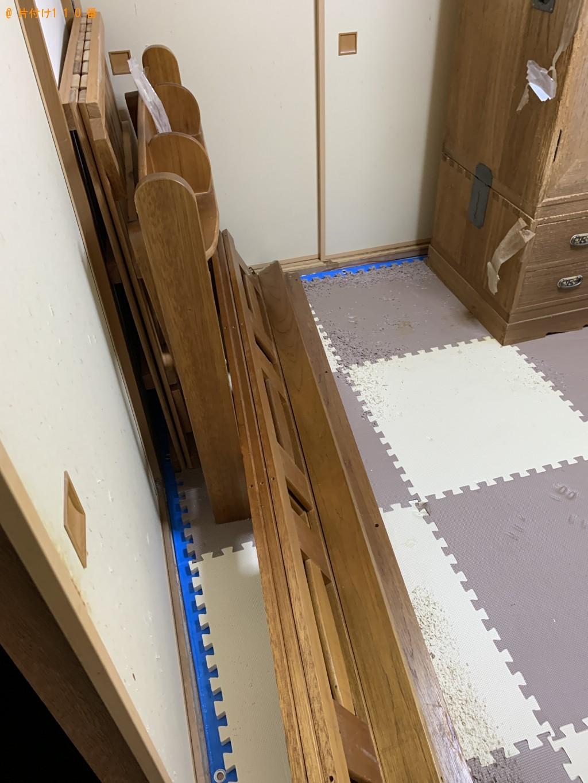 【京都市伏見区】電子レンジ、ファンヒーター、整理タンス等の回収