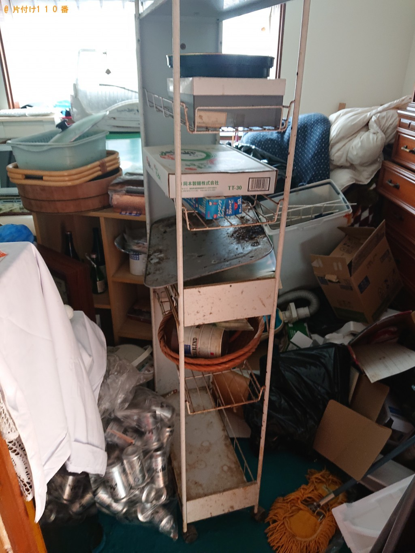 【南丹市園部町】パソコン、鍋、椅子等の回収・処分ご依頼