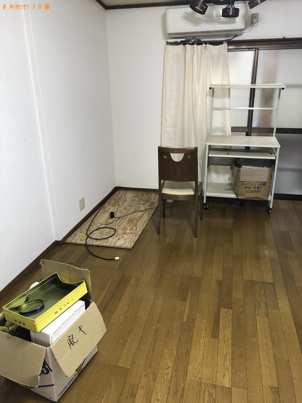 【京都市西京区】冷蔵庫、電子レンジ、プリンター、加湿器等の回収