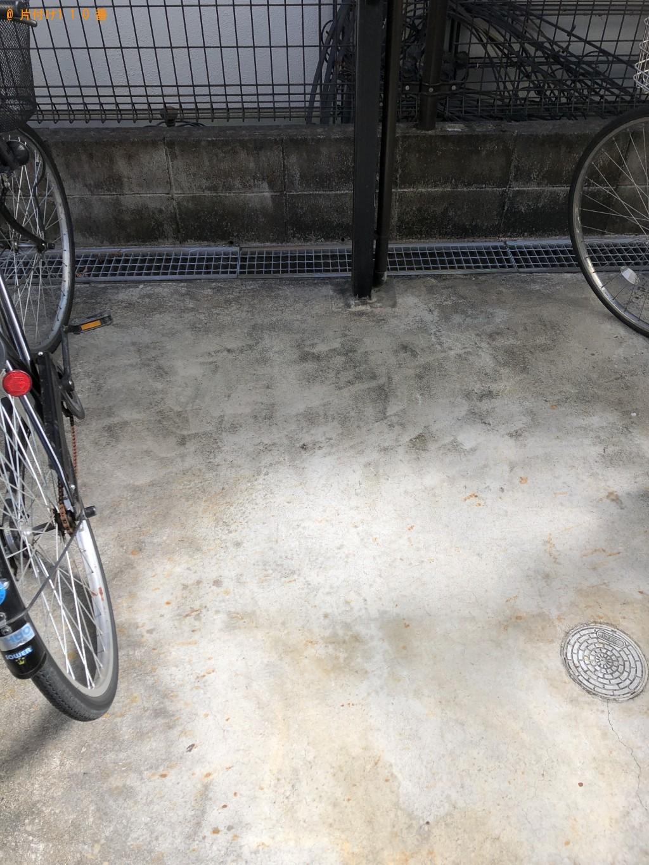 【京都市】自転車の回収・処分ご依頼 お客様の声
