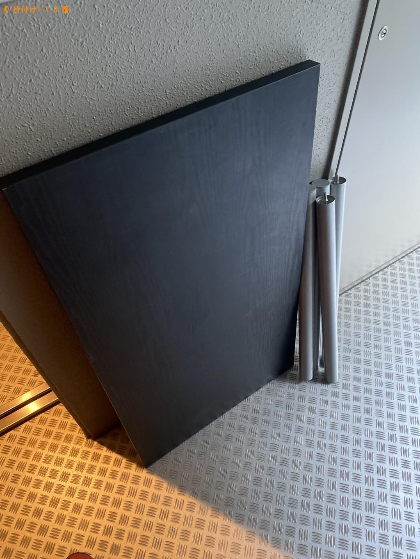 【京都市左京区】PCデスクの回収・処分ご依頼 お客様の声
