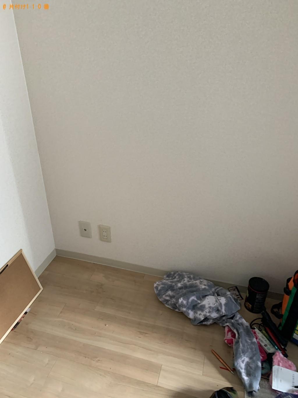 【京都市中京区】冷蔵庫、洗濯機、電子レンジ、収納棚等の回収・処分