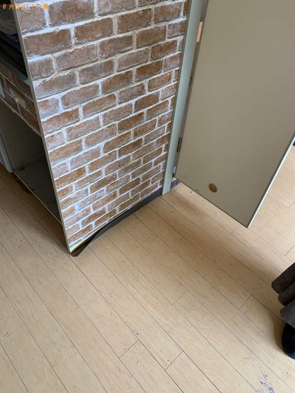 【京都市右京区】冷蔵庫、洗濯機、分別なし家庭ごみの回収・処分