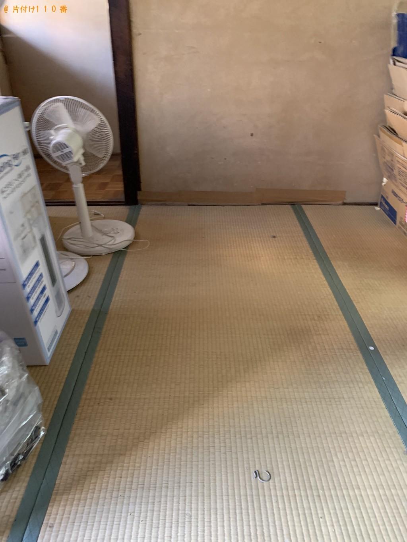 【京都市】冷蔵庫、洗濯機、テレビ、ソファ等の回収・処分ご依頼
