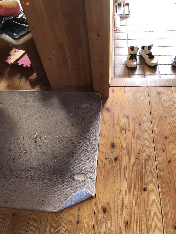 【京田辺市】マッサージチェア、折り畳みベッドの回収・処分ご依頼