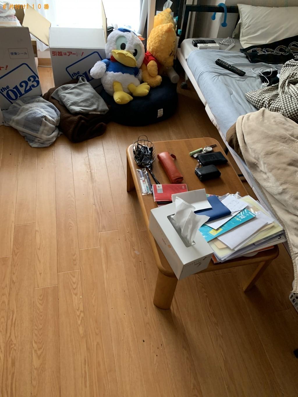 【京都市南区】ソファー、回転いす、学習机の回収・処分ご依頼