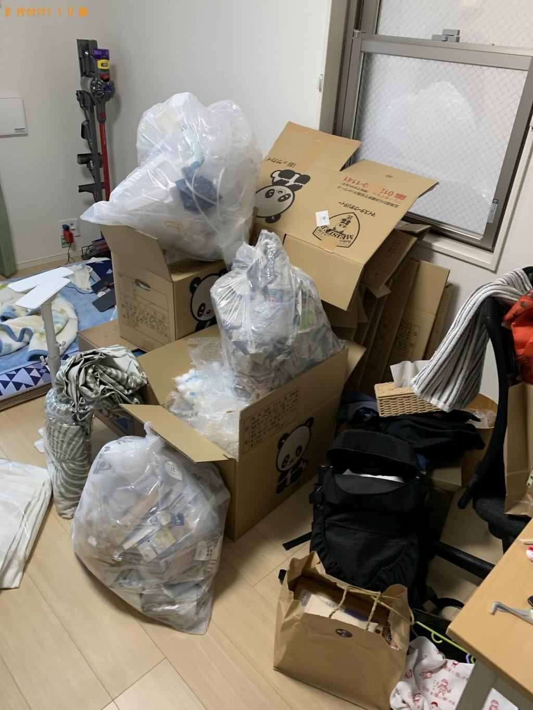 【網走市】本棚、ダンボール、可燃ゴミの回収・処分ご依頼