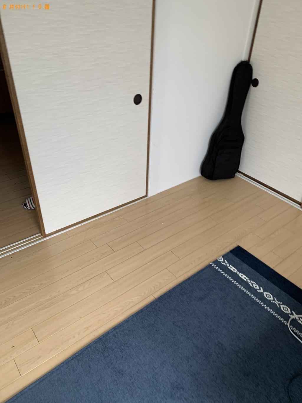 【京都市】ソファーベッド、布団、健康器具、こたつ等の回収・処分