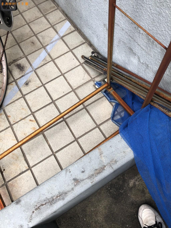 【京都市下京区】ハンガーラックの回収・処分ご依頼 お客様の声