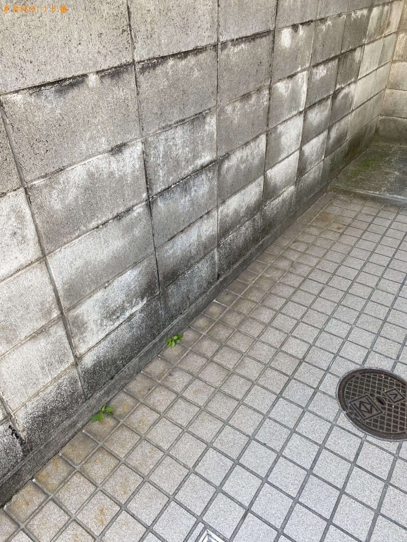 【京都市】洗濯機、プリンター、シングルベッド等の回収・処分ご依頼