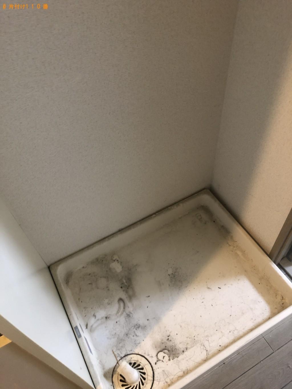 【京都市】洗濯機、トースター、こたつ、PCデスク等の回収・処分