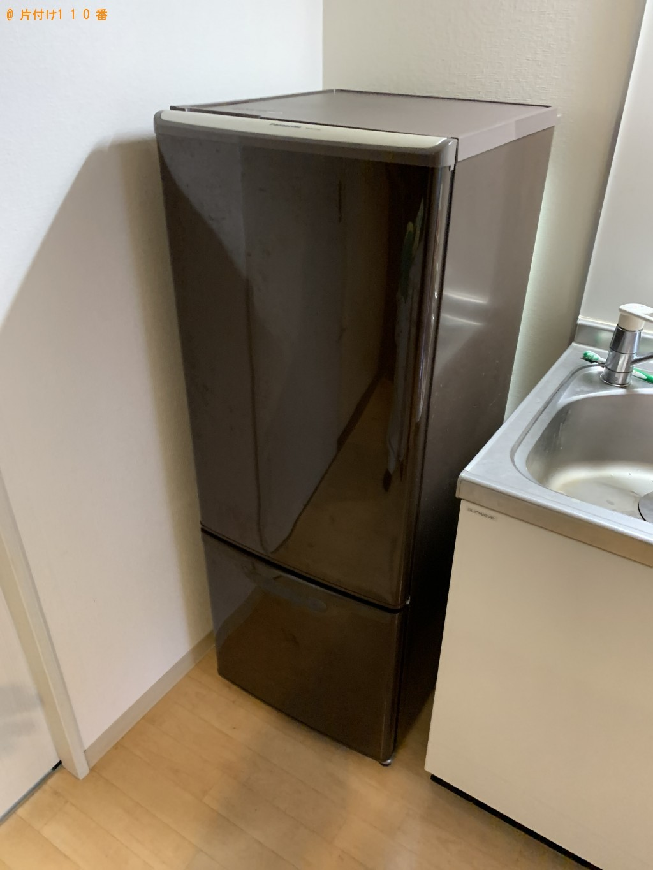 【京都市】洗濯機、冷蔵庫の回収・処分ご依頼 お客様の声