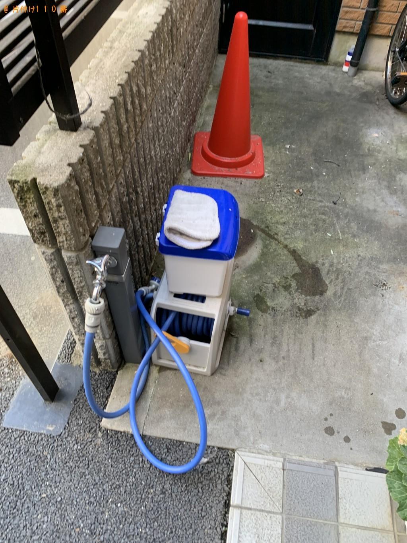 【京都市中京区】植木鉢の回収・処分ご依頼 お客様の声