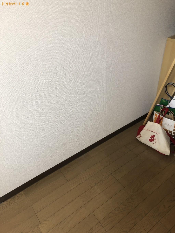 【京都市左京区】学習机、回転椅子の回収・処分ご依頼 お客様の声