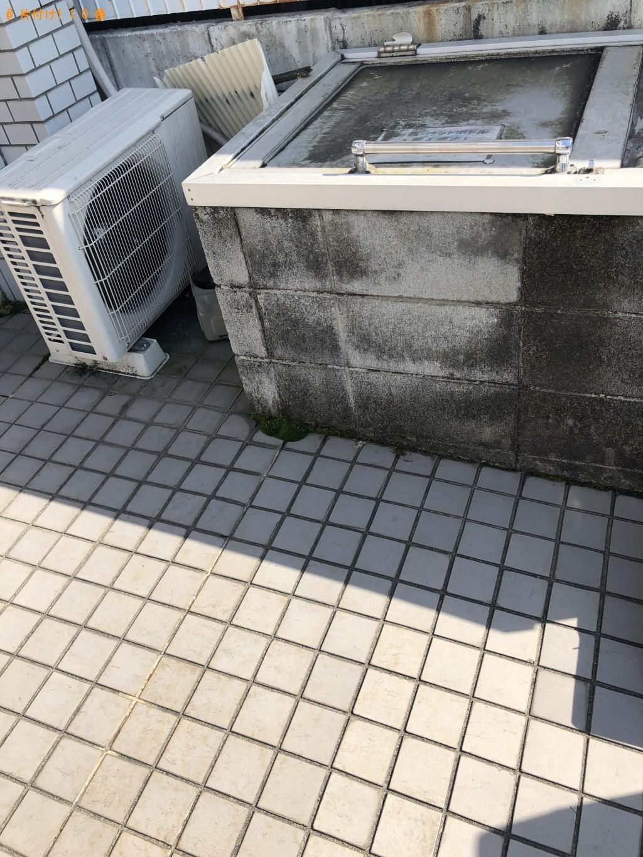 【京都市左京区】洗濯機、ガスコンロの回収・処分ご依頼 お客様の声