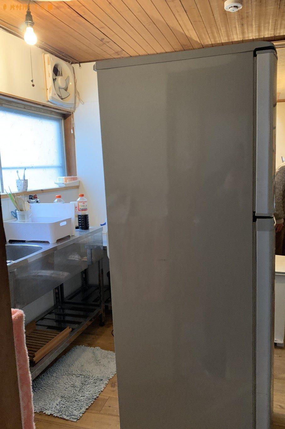 【墨田区】冷蔵庫、洗濯機の回収・処分ご依頼 お客様の声
