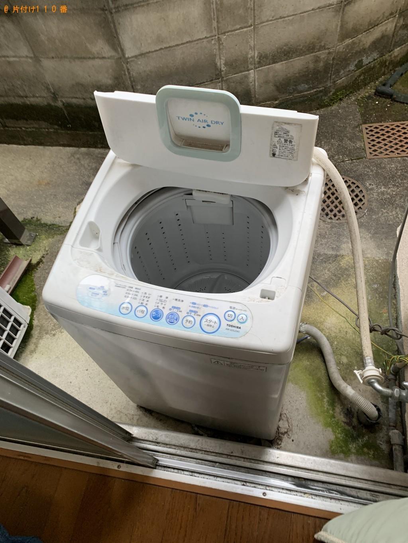 【京都市】テレビ、洗濯機、掃除機、電子レンジ、ガスコンロ等の回収