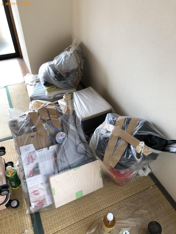 【京都市右京区】加湿器、本棚、ソファー、回転いす等の回収・処分