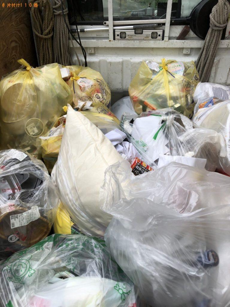 【茅野市】分別していない家庭ごみの回収・処分ご依頼