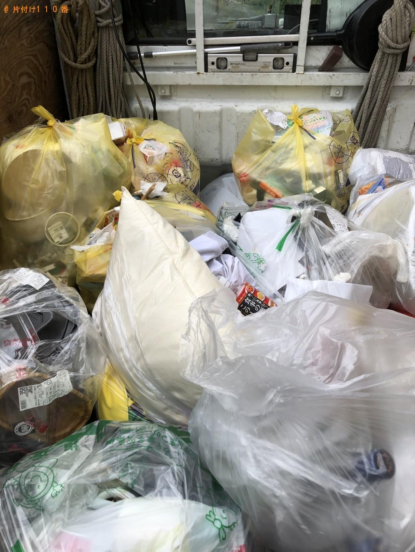 【京都市北区】分別していない家庭ごみの回収・処分ご依頼