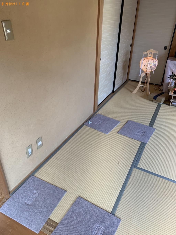 【京都市左京区】介護用ベッドの回収・処分ご依頼 お客様の声