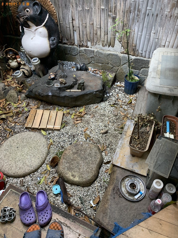 【京都市中京区】洗濯機の回収・処分ご依頼 お客様の声
