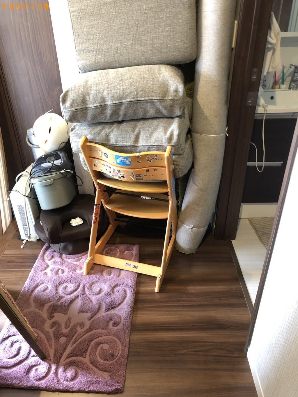 【京都市伏見区】ソファー、イス、本棚の板、車いす等の回収・処分
