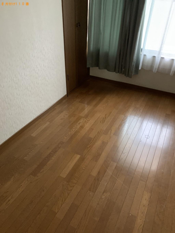 【京都市北区】本棚、パイプベッド、椅子などの回収 お客様の声