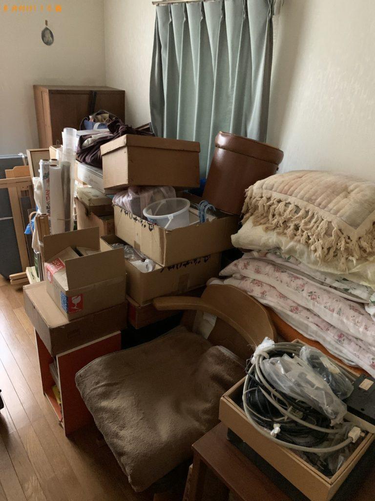 【大府市】遺品整理に伴いエレクトーン、家具等の回収・処分ご依頼 お客様の声