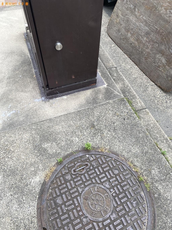 【京都市上京区】冷蔵庫の回収・処分 お客様の声
