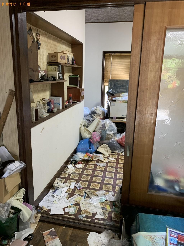 【京都市東山区】冷蔵庫の回収・処分ご依頼 お客様の声