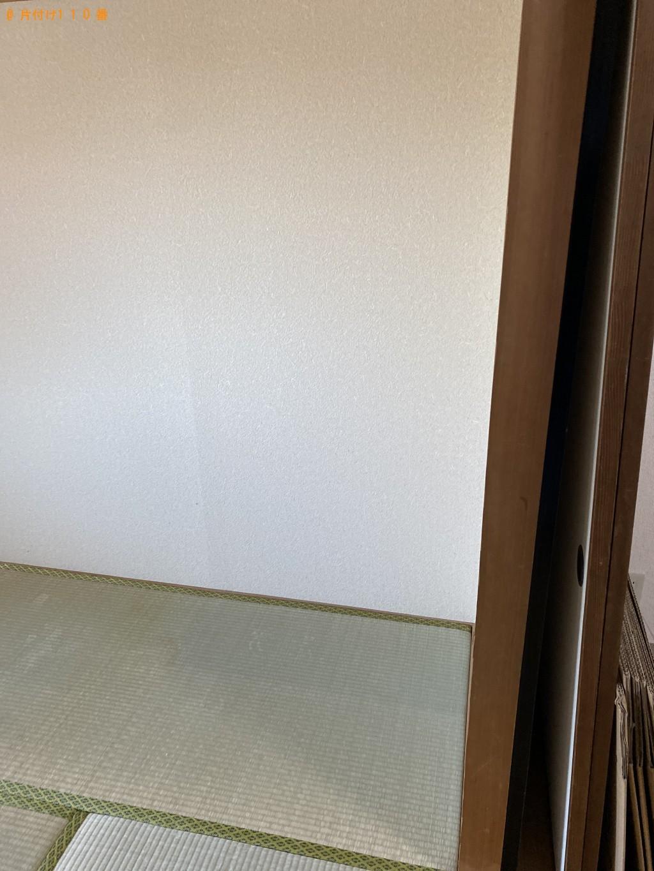 【京都市左京区】本棚、食器棚、ロフトベッドの回収・処分ご依頼