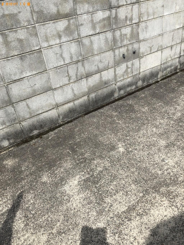 【京都市西京区】セミダブルマットレスの回収・処分ご依頼