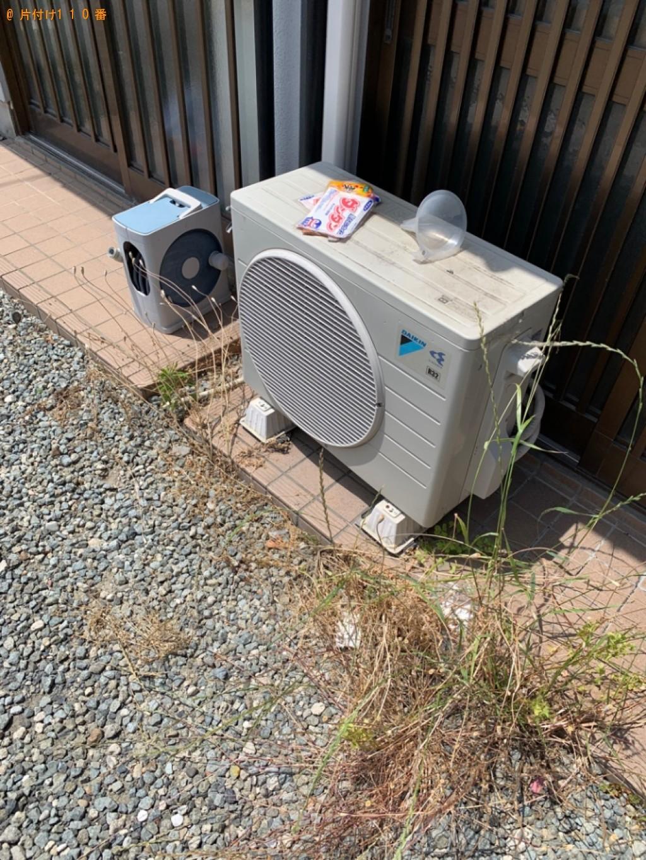 【京都市西京区】車のドアの回収・処分ご依頼 お客様の声
