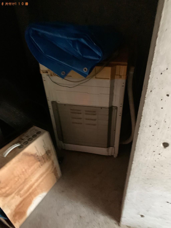 【京都市西京区】2tトラック2台程度の出張不用品回収・処分ご依頼