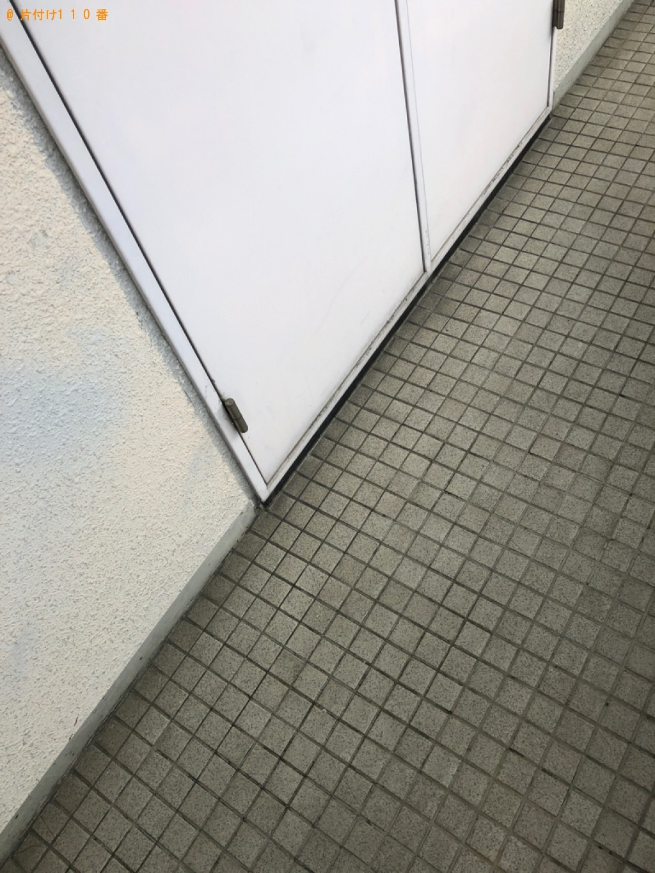【京都市右京区】引き出し、キッチンワゴン、鏡台等の回収・処分