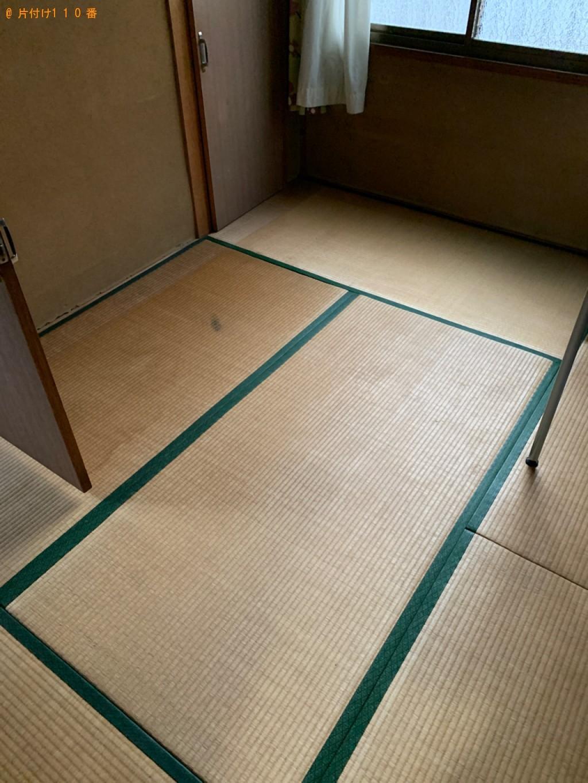 【京丹波町】カーペット、布団の回収・処分ご依頼 お客様の声