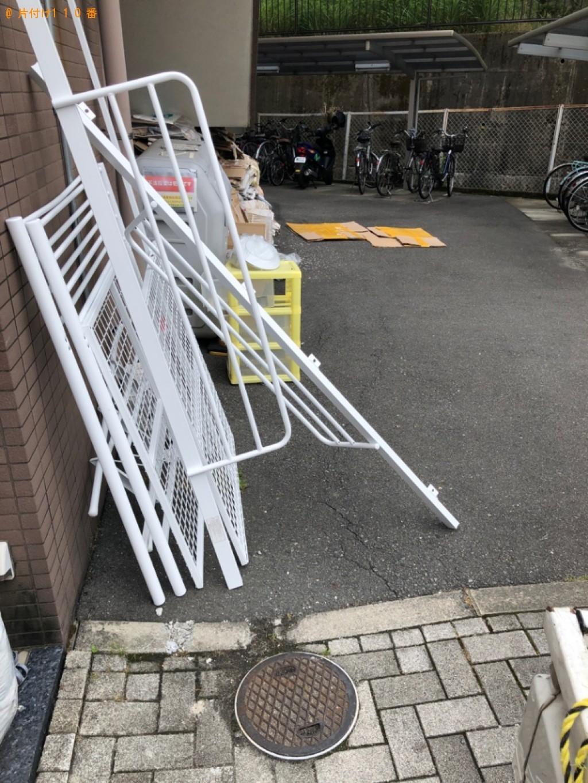 【京都市西京区】ロフトベッドの回収・処分ご依頼 お客様の声