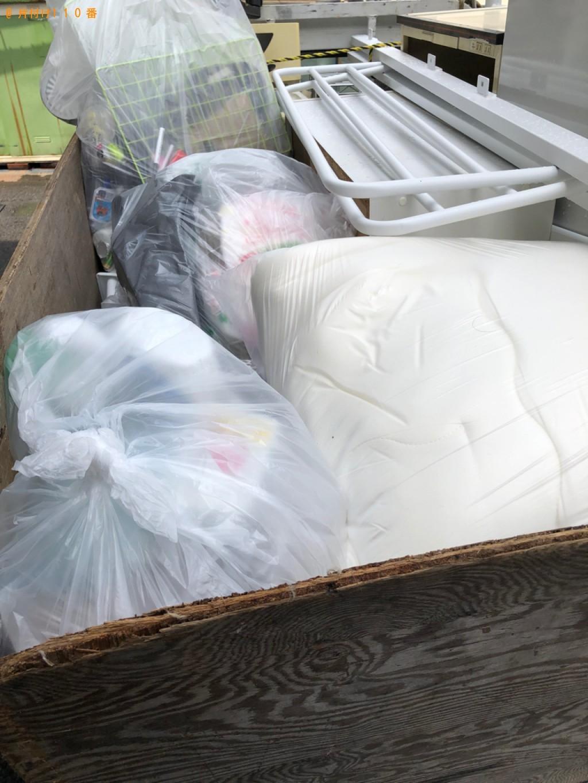【京都市右京区】布団、一般ごみの回収・処分ご依頼 お客様の声