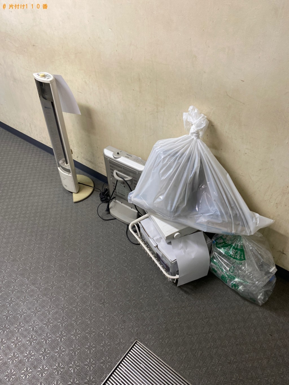 【京都市下京区】軽トラック1台程度の出張不用品回収・処分ご依頼